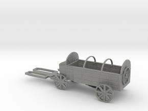 TT Scale Haywagon in Gray PA12