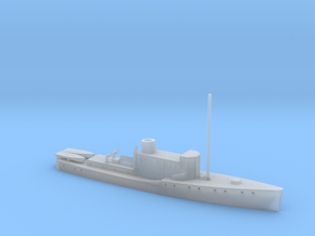 1/600 Scale HMAS Vigilant 102 foot Patrol Vessel in Smooth Fine Detail Plastic