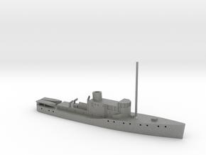 1/600 Scale HMAS Vigilant 102 foot Patrol Vessel in Gray PA12