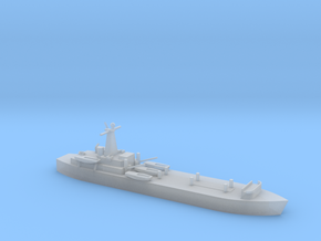 1/2400 Scale British LST-3 in Smooth Fine Detail Plastic