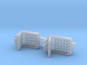 1/500 Scale HedgeHoh MK 10 Mod 1 Set of 2 in Smooth Fine Detail Plastic