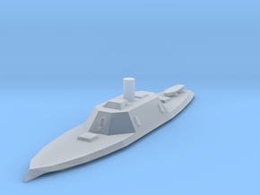 1/1200 CSS Albemarle in Smooth Fine Detail Plastic
