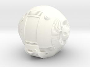 XD-1 EVA Pod 2001: A Space Odyssey in White Processed Versatile Plastic: 1:72