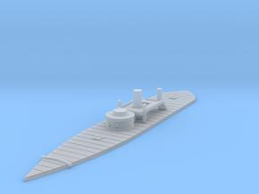 1/1000 USS Puritan in Smooth Fine Detail Plastic