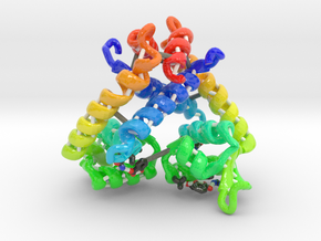 Multiple Antibiotic Resistance Repressor (Large) in Glossy Full Color Sandstone