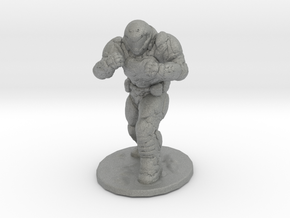 doomguy doom slayer hand to hand 28mm miniature in Gray PA12