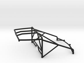 JK Roll Cage V4 in Black Natural Versatile Plastic
