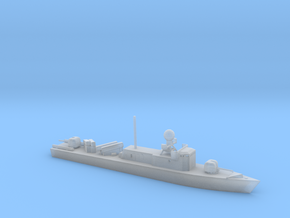 1/600 Scale German Albatros 143 Class Patrol Ship in Smooth Fine Detail Plastic