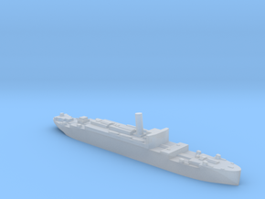 HMS Jervis Bay 1:2400 Armed Merchant Cruiser in Smoothest Fine Detail Plastic