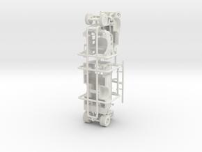 1/87 1965 IH/CENTRAL ENGINE in White Natural Versatile Plastic