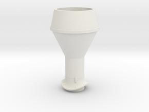 On30 Diamond Stack 2 for BLI C-16 in White Natural Versatile Plastic