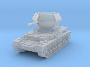 Flakpanzer IV Ostwind 1/76 in Smooth Fine Detail Plastic
