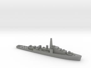 HMS Loch class 1:1800 WW2 frigate in Gray PA12