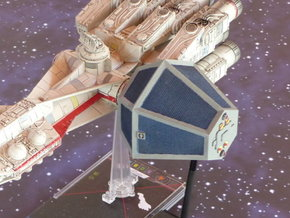 X-Wing Class E Container 1/270 in White Natural Versatile Plastic