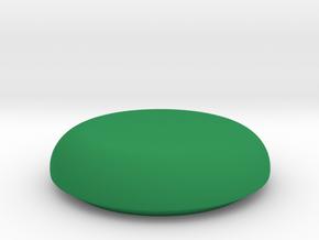 Nerf Vortex Disc in Green Processed Versatile Plastic