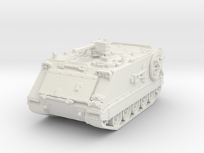 M106 A1 Mortar (closed) 1/100 in White Natural Versatile Plastic