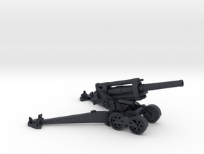 1/87 Obice da 210/22 210mm Howitzer in Black PA12