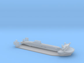 HLS BLUE MARLIN n TYPHOON in Smooth Fine Detail Plastic