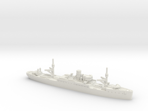 USS Vestal 1/1250 in White Natural Versatile Plastic