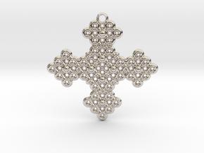 PGon Cross in Platinum