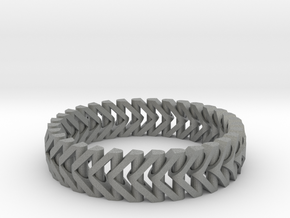 PiP Bracelet Version 3 (Articulating) in Gray PA12