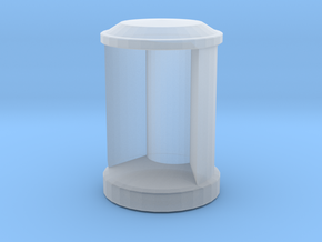 1/35 DKM UBoot VIIC Signal lamp in Smooth Fine Detail Plastic