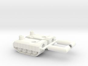 TR: Taper's Drone kit in White Processed Versatile Plastic