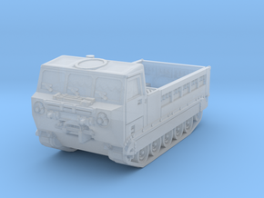M548 (open) 1/72 in Smooth Fine Detail Plastic
