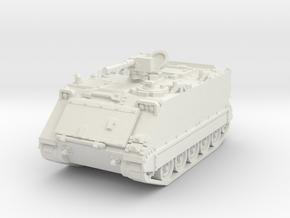 M113 A1 (open) 1/87 in White Natural Versatile Plastic