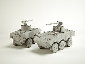 VBTP-MR VBCI Guarani Scale: 1:160 in Smooth Fine Detail Plastic
