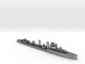 HMS Faulknor 1:1800 WW2 destroyer in Natural Silver
