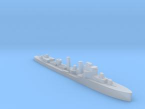 HMS Faulknor 1:2400 WW2 destroyer in Smoothest Fine Detail Plastic