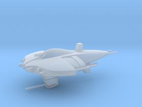 Nietszchean Battlecruiser 1/20000 in Smooth Fine Detail Plastic