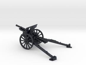 1/87 IJA Type 91 105mm Howitzer in Black PA12