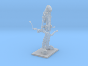 Fantasy Figures 18 - Barbarian in Smooth Fine Detail Plastic