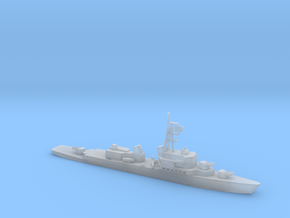 1/1800 Scale Spanish Navy Destroyer Oquendo Class in Smooth Fine Detail Plastic