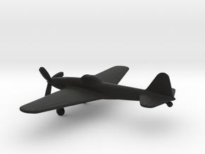 Ilyushin Il-2 Bark in Black Natural Versatile Plastic: 1:200