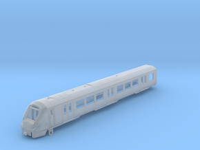Bombardier Class 345 Aventra DMSO 1/148 in Smooth Fine Detail Plastic