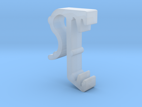 Blind Valance Clip 28GS in Smooth Fine Detail Plastic