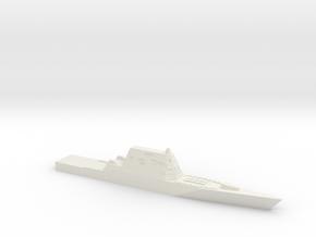 CG(X), 1/2400 in White Natural Versatile Plastic