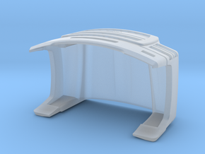 1/64 Chevrolet 4500HD front clip in Smooth Fine Detail Plastic
