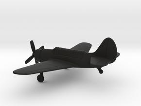 Curtiss SB2C Helldiver in Black Natural Versatile Plastic: 1:200