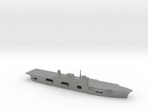 1/1250 Scale HMS Ocean Class in Gray PA12