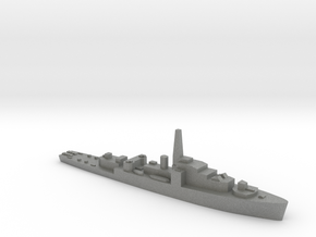 HMS Loch Shin 1:1800 WW2 frigate in Gray PA12