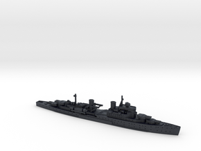 HMS Fiji 1/1250 in Black PA12