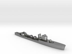 Italian Spica class WW2 torpedo boat 1:2400 in Natural Silver
