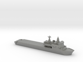 1/2400 Scale HMS Aboukir Bay Class in Gray PA12