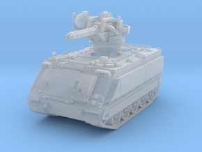 M163 A1 Vulcan (late) 1/160 in Smooth Fine Detail Plastic
