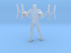 Iron man Mk50 Infinity War Nano Weapon Miniature in Smooth Fine Detail Plastic