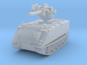 M163 A1 Vulcan late (no skirts) 1/220 in Smooth Fine Detail Plastic